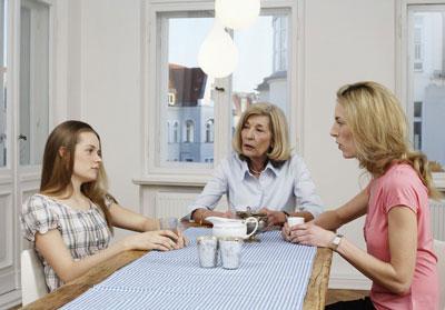 Большие проблемы в маленькой семье