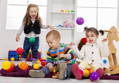навыки детей в 3 года