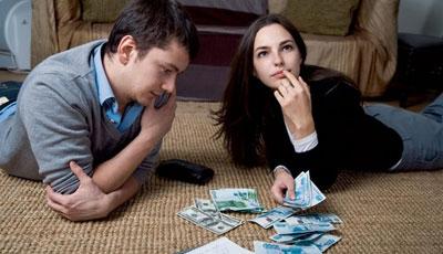 ссоры в семье из-за денег