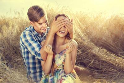 Первая подростковая любовь