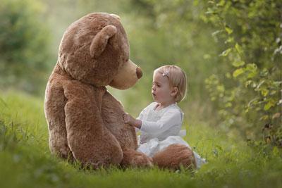 Стихи про медведя для детей 1
