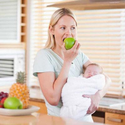 рацион питания кормящих мам после родов