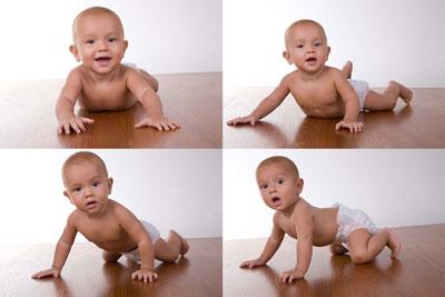 Малыш в 6 месяцев: развитие