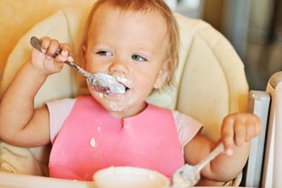 Ребенок в 1 год отказывается есть кашу