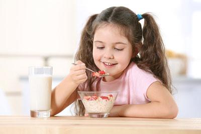 Ребенок в 5 год отказывается есть кашу