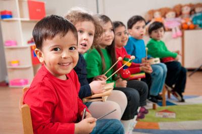 дети в деском саду болеют