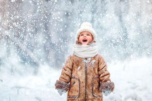 Загадки про снежинку для детей 5-6 лет