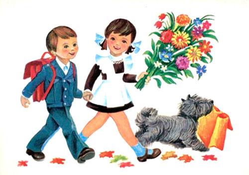 Красивые и короткие стихи про школу для детей