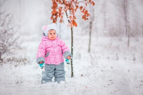 Стихи про ноябрь для детей 5-7 лет