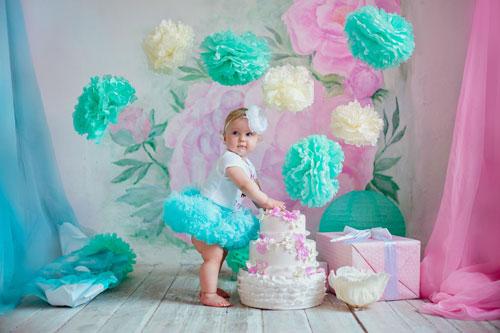 фотозона на детский день рождения дома 2