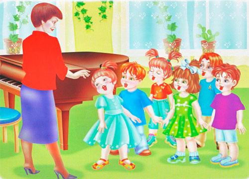 Короткие стихи про детский сад для детей
