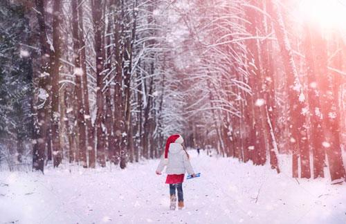 Загадки про снег с ответами для детей 4-5 лет