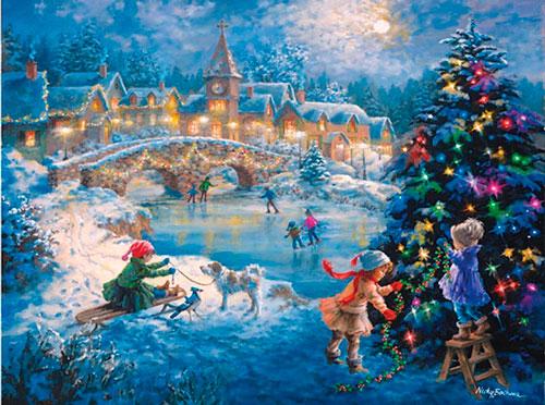 Стихи про Снегурочку для детей 7-9 лет