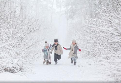 Стихи про снег для детей 5-7 лет