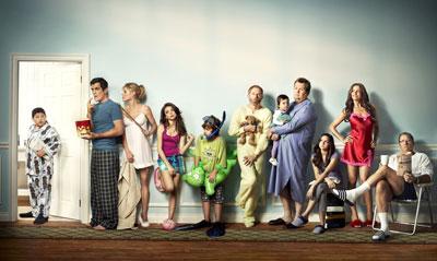 Большая семья: секреты хороших отношений в одной квартире