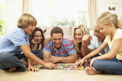 Дети и их маленькие проблемы в большой семье