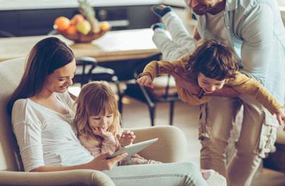 Как решать маленькие проблемы в большой семье