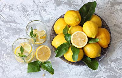 чем полезен сок лимона