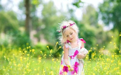 Короткие и красивые стихи про лето для детей 4-5 лет