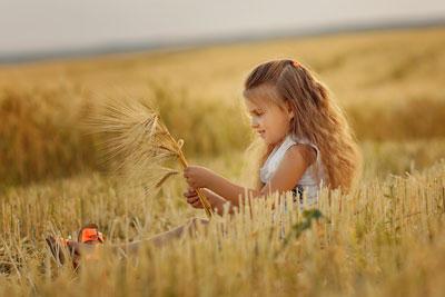 Короткие и красивые стихи про лето для детей 6-7 лет