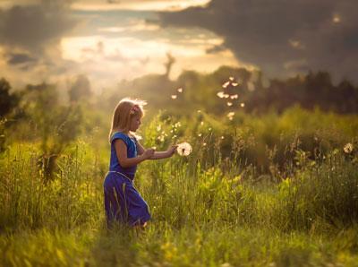 Короткие и красивые стихи про лето для детей