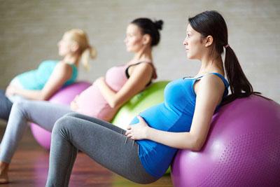 физические упражнения при беременности для похудения