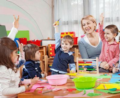 """Нужен ли ребенку детский сад - аргументы """"за"""""""