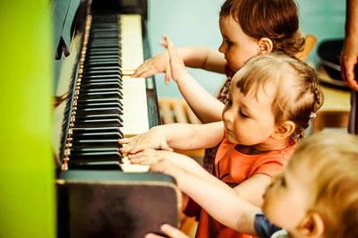 Воспитание музыкального вкуса у детей в 2 года