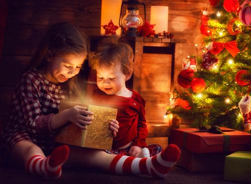 Красивые стихи про Рождество Христово для детей 5-7 лет