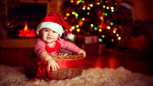 Красивые и короткие стихи про Рождество Христово для детей 4-5 лет