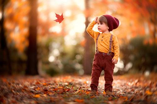 Интересные загадки про осень для детей с ответами
