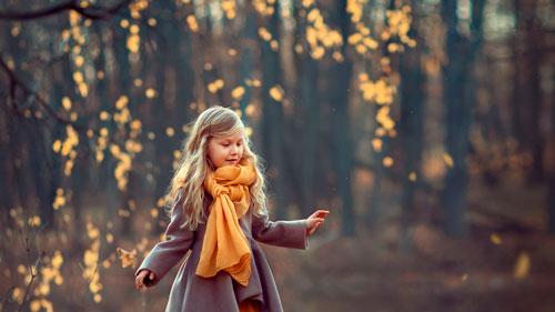 Красивые стихи про осень для детей 6-7 лет