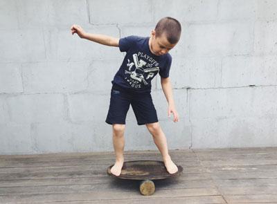 статические упражнения на развитие координации у детей