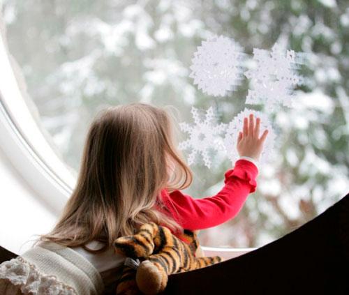 Загадки про снежинку для детей 7-9 лет