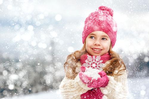 Загадки про снежинку для детей 6-7 лет
