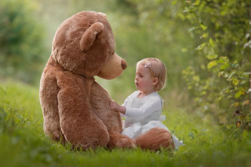 Загадки про медведя для детей с ответами