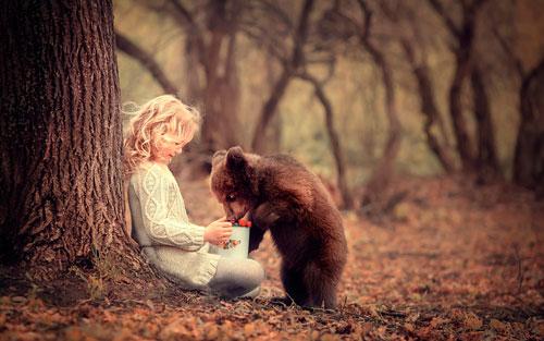 Загадки про медведя для детей с ответами 5-7 лет