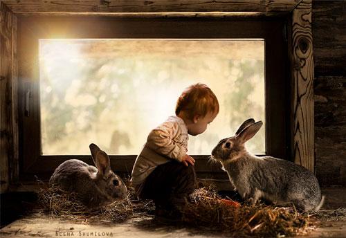 Загадки про зайца для детей 5-7 лет