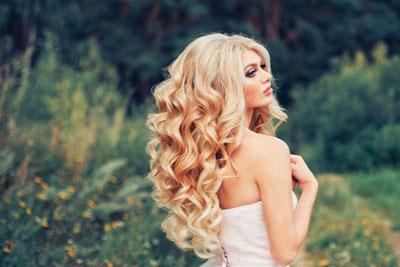 красивые волосы без секущихся кончиков