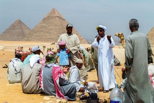 Самые странные традиции и обычаи Египед