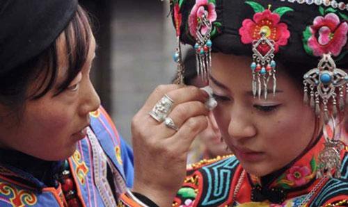 Самые странные традиции и обычаи: Индия плачь невесты