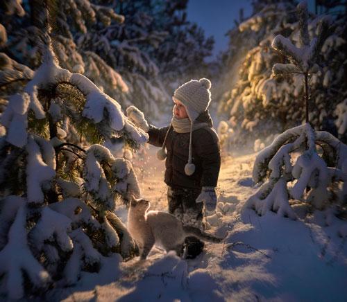 Загадки про снег для детей с ответами
