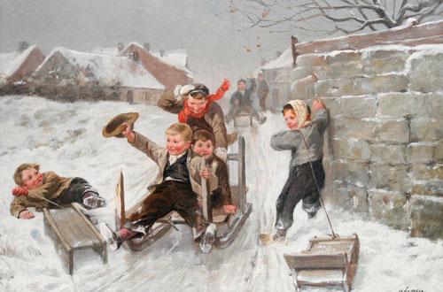 Загадки про февраль для детей 4-5 лет