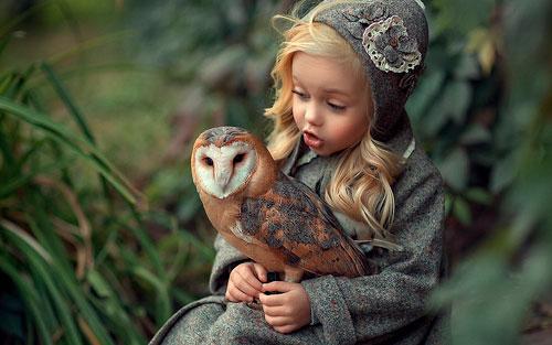 Загадки про птиц для детей 4-5 лет