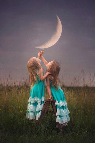 Загадки про луну