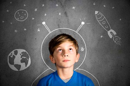 Стихи ко дню космонавтики для детей 4-5 лет