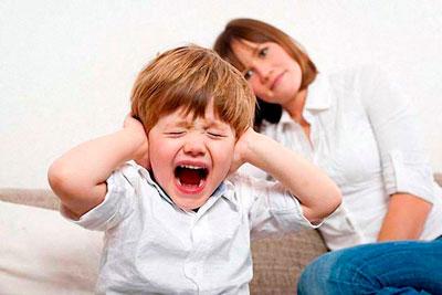 Почему дети устраивают истерики