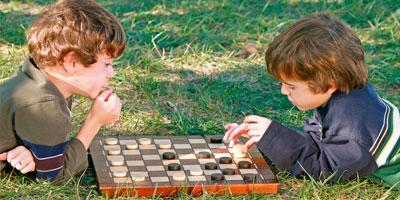 Летние развивающие игры для детей 8-9 лет
