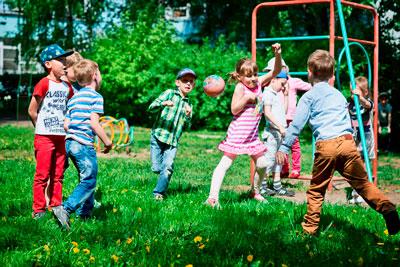 летние игры для детй 5-6 лет