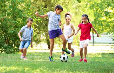 летние игры для мальчиков и девочек